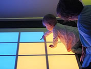 Our sensory studio will bring relief to children with sight, hearing and other impairments.