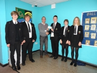 Visit to Looe Community Academy
